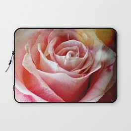 Delicate Rose Laptop Sleeve