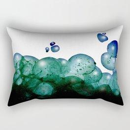 Bubble 1 Rectangular Pillow