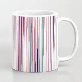 Stripped Colors Coffee Mug