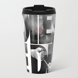 Ivan Drago T-Shirt (If he dies, he dies) Travel Mug