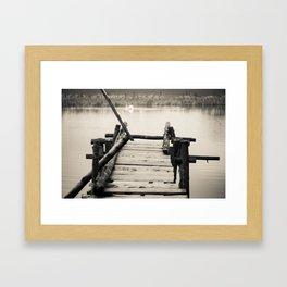 il web Framed Art Print