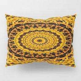 Indian kaleidoscope Pillow Sham
