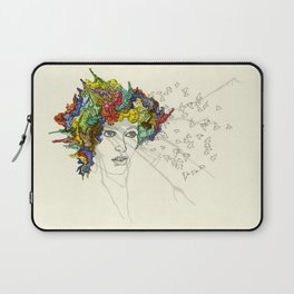 SplatterHead. Laptop Sleeve