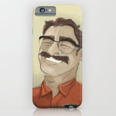 Portrait of Joaquin Phoenix from the movie Her Slim Case iPhone 6s