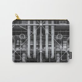 Pipes of Centre Pompidou, Paris, France Carry-All Pouch