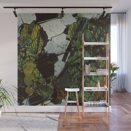 Pyroxene and Feldspar Wall Mural