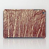 birch iPad Cases featuring Birch by Indigo Rayz