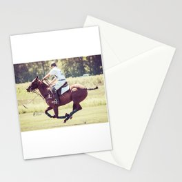 All Four Off The Ground Stationery Cards