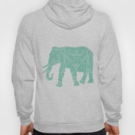 Mandala Elephant 6-22 Hoody