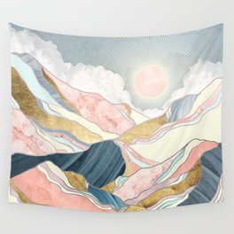 Spring Morning Wall Tapestry