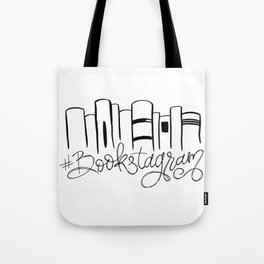 Bookstagram Tote Bag