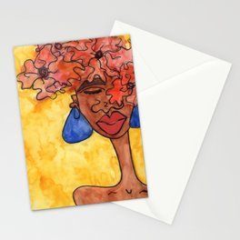 Flowerhead Stationery Cards