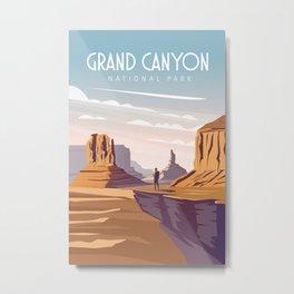 Grand canyon national park united states Metal Print