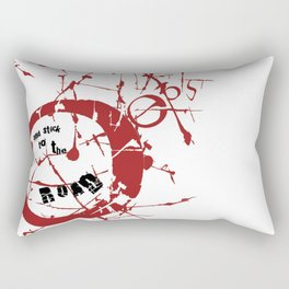 AN AMERICAN WEREWOLF IN LONDON Rectangular Pillow
