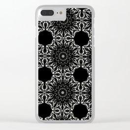 Moisanita Clear iPhone Case