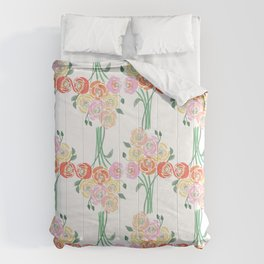Spring is everywhere Comforters