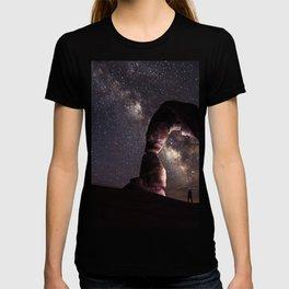 Watching stars T-shirt