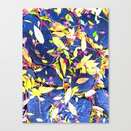 Fallen Leaves #society6 #decor #buyart Canvas Print