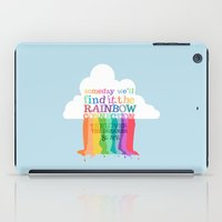 muppets iPad Cases featuring the rainbow connection.. the muppets by studiomarshallarts