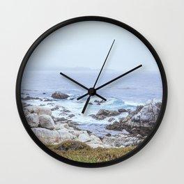 17-Mile Drive - II Wall Clock