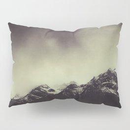 Shadow Mountain - Italian Alps Pillow Sham
