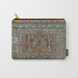 Medicine Buddha Carry-All Pouch