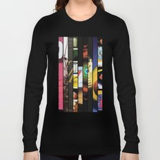 Pearl Jam Stripped Long Sleeve T-shirt