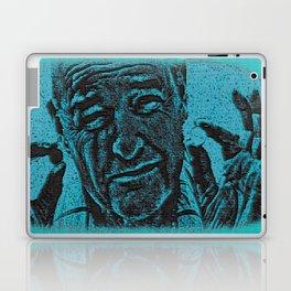 Locke of the Island Laptop & iPad Skin