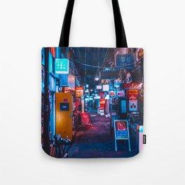 Golden Gai Tote Bag