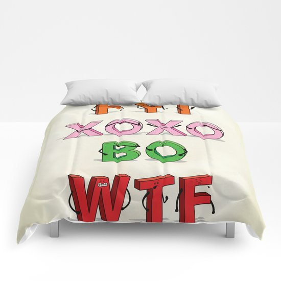 Some Internet Abreviations Comforters
