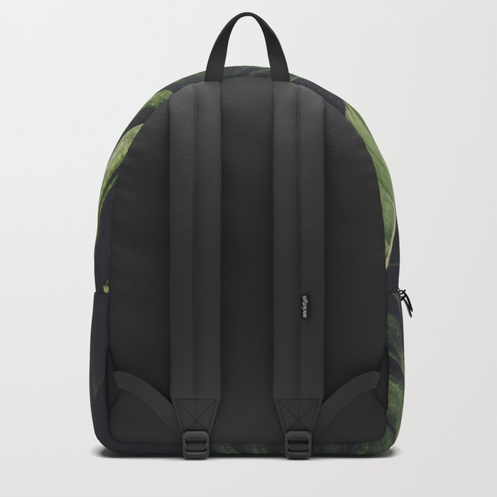 Monstera - Tropical Forest Backpack