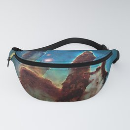 Eagle Nebula's Pillars Fanny Pack