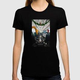 Train animals T-shirt