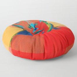 Absent Floor Pillow