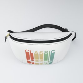 Classic Car American Automobile Vintage Car Gift Fanny Pack