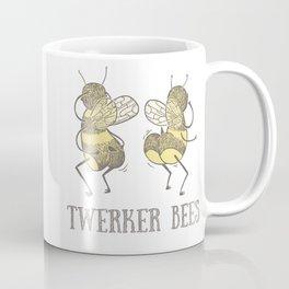 Twerker Bees Coffee Mug