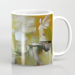 Angel of Joy-Live While You Live Coffee Mug