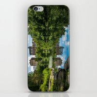 central park iPhone & iPod Skins featuring Central Park by hannes cmarits (hannes61)