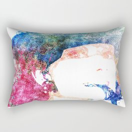 Audrey Hepburn Rectangular Pillow