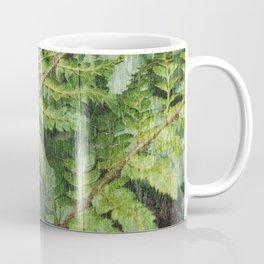 Fern Fronds Coffee Mug