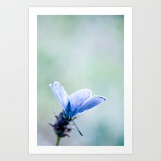 The lightness of being Art Print