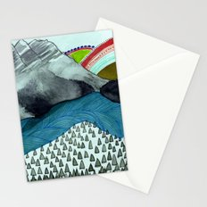 Landscapes / Nr. 4 Stationery Cards