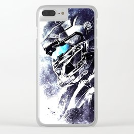 halo 5 Clear iPhone Case
