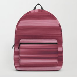 Abstraction Serenity in Rose Backpack