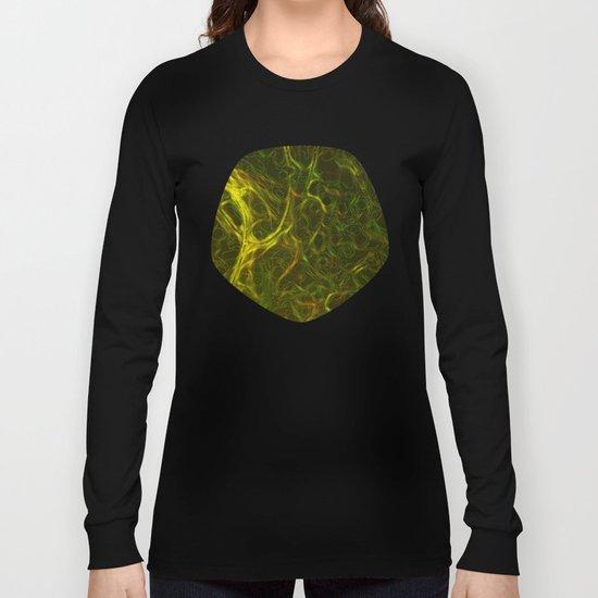 Solar Flare Waves Long Sleeve T-shirt