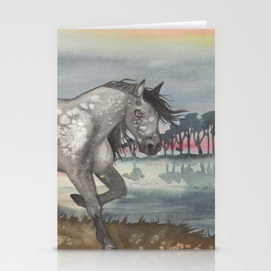 I Horse Stationery Cards