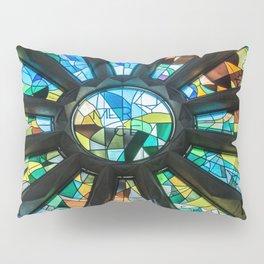 Sathedral sagrada família barcelona Pillow Sham
