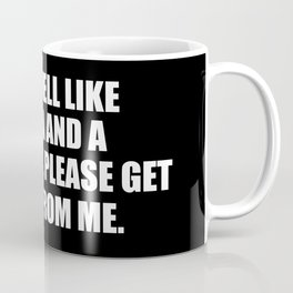 drama sarcastic quote Coffee Mug