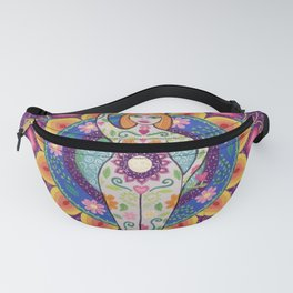 Women Create The World Fanny Pack
