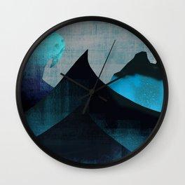 Hostile Environment Wall Clock